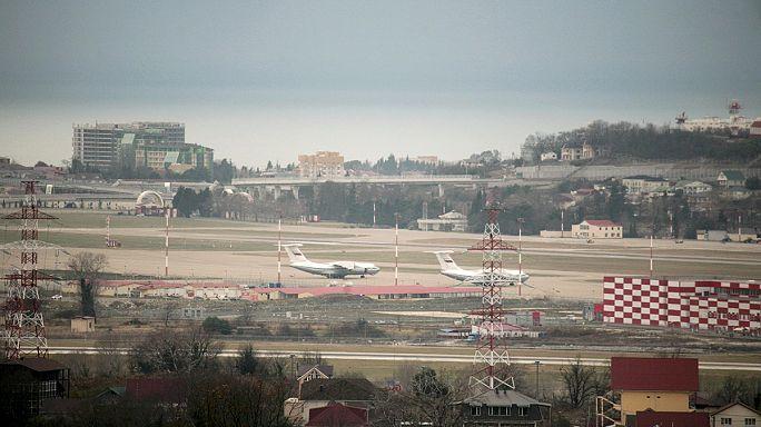 Russia, aereo militare precipita nel mar Nero, 92 persone a bordo. Mosca: nessun sopravvissuto