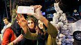 حال و هوای کریسمس در ایران