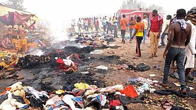 Suicide Bomber Kills 2 in Cameroon Market