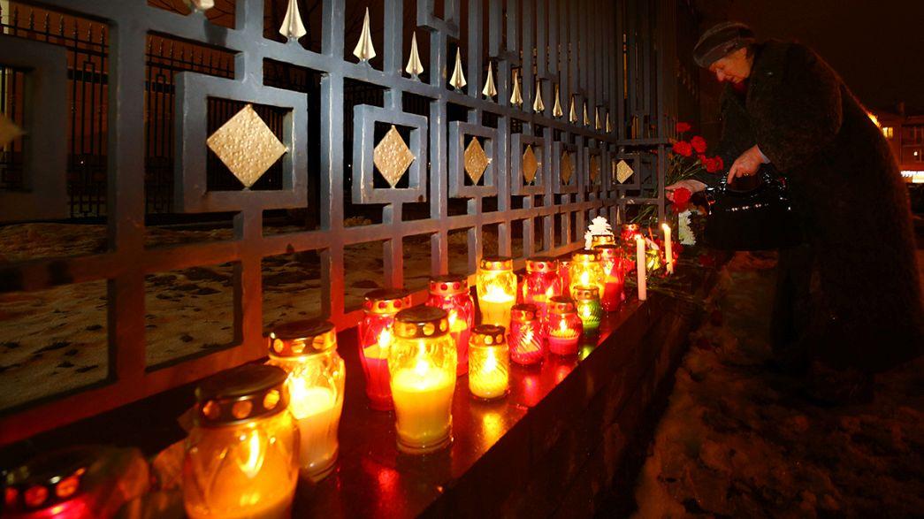 Crash du Tupolev : deuil national décrété demain en Russie