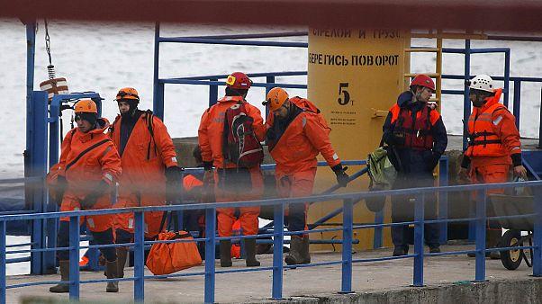 Russia crash: Media crews perish on doomed aircraft