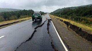 لغو هشدار سونامی در جنوب شیلی پس از زمین لرزه ۷.۶ ریشتری