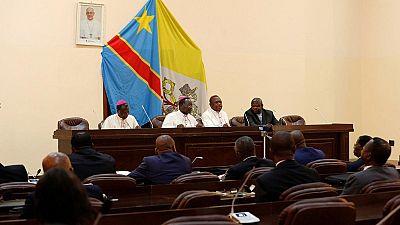 RDC : l'accord attendu après la trêve de noël