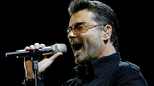 Elhunyt George Michael