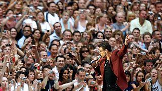 Trauer um Sänger George Michael