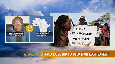 Homosexualité : L'Afrique perd un vote à l'ONU [The Morning Call]