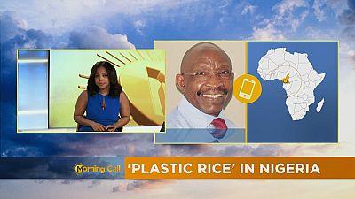 Nigeria : Du riz en plastique [The Morning Call]