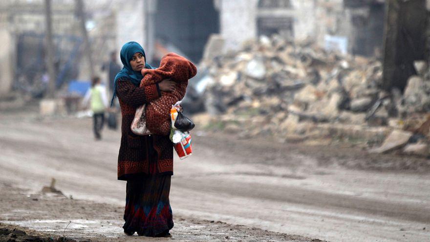Syrien: Ziele in Islamistenhochburg Al-Bab getroffen