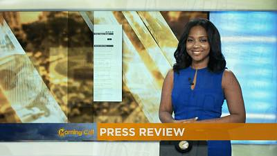 Press Review of December 26, 2016 [The Morning Call]