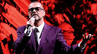 Pop world pays tribute to superstar George Michael