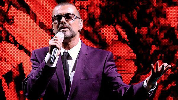Los famosos se despiden de George Michael