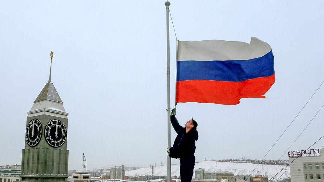 Russia mourns plane crash victims