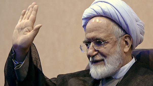مهدی کروبی از دبیر کلی حزب اعتماد ملی استعفا کرد