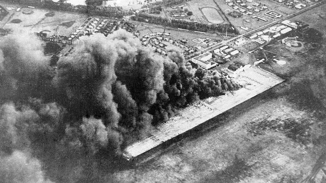"""Пёрл-Харбор: день """"позора"""", ставший Национальным днем памяти"""