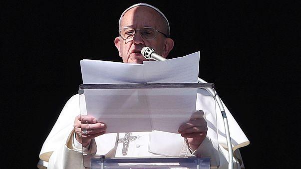 """El papa Francisco: """"Los mártires de hoy son más que los de los primeros siglos"""""""
