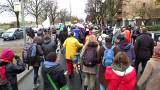 In the footsteps of refugees: Berlin-Aleppo peace march begins