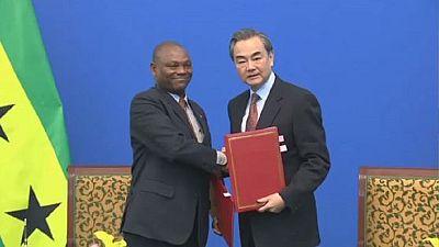 Sao Tomé-et-Principe renoue avec la Chine