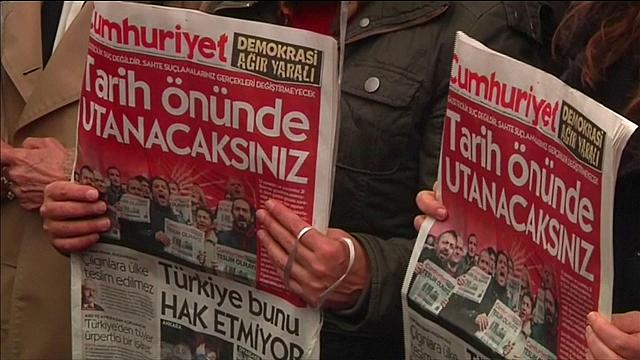 Turkey cafe boss arrested for 'cup of tea insult' against the president