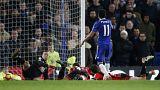 Chelsea kulüp rekorunu kırdı M. United çıkışını sürdürüyor
