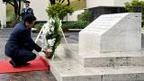 Shinzo Abe faz visita histórica a Pearl Harbor
