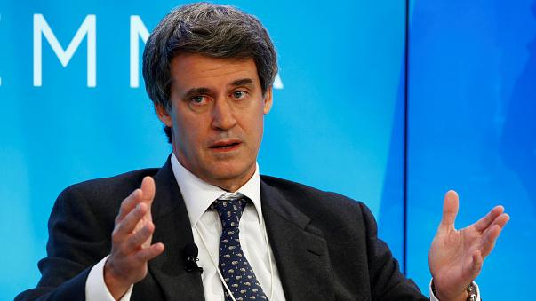 Argentine finance minister is fired as recession bites