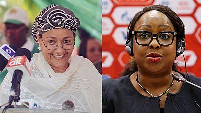 Rétro 2016 : deux femmes africaines dans les standards internationaux