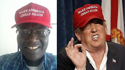 Trump will 100% deliver 'awesomely and bigly' – Obama's half brother