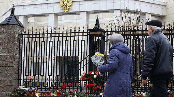 """В Черном море найден первый """"черный ящик"""" Ту-154"""