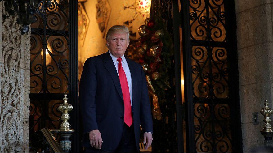 "Trump calls UN ""sad"" club after vote on Israeli settlements"