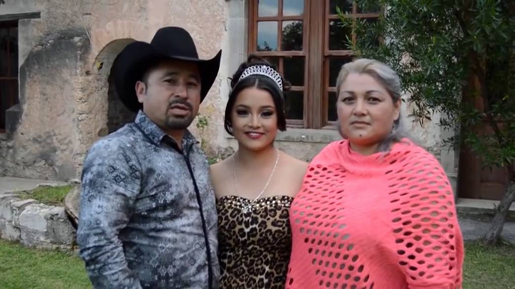 Mexican teen's birthday party goes viral