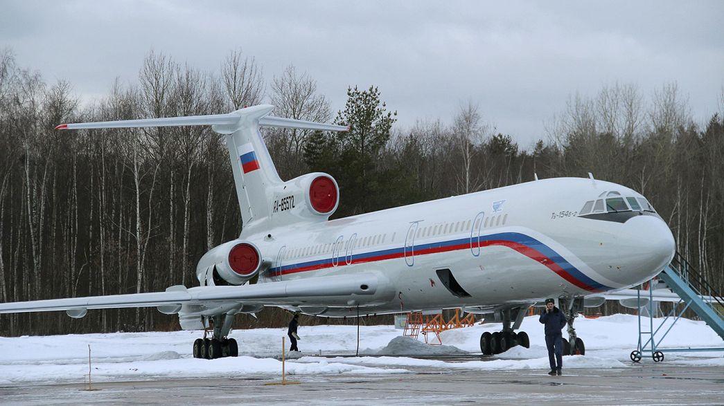 """Найден """"черный ящик"""" Ту-154"""
