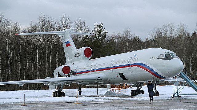 Encontrada primeira caixa negra do TU-154 despenhado em Sochi