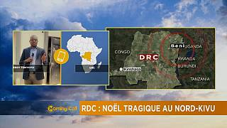 North Kivu clashes leave 35 dead [The Morning Call]