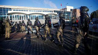 تركيا: انطلاق أول محاكمة للمشتبه بهم في الانقلاب الفاشل