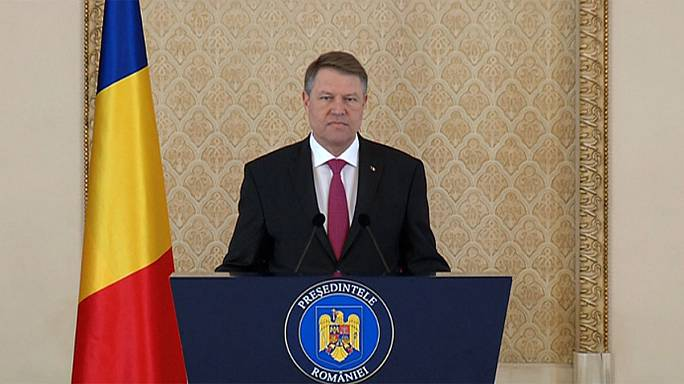 Romania's President rejects left's nominee for prime minister