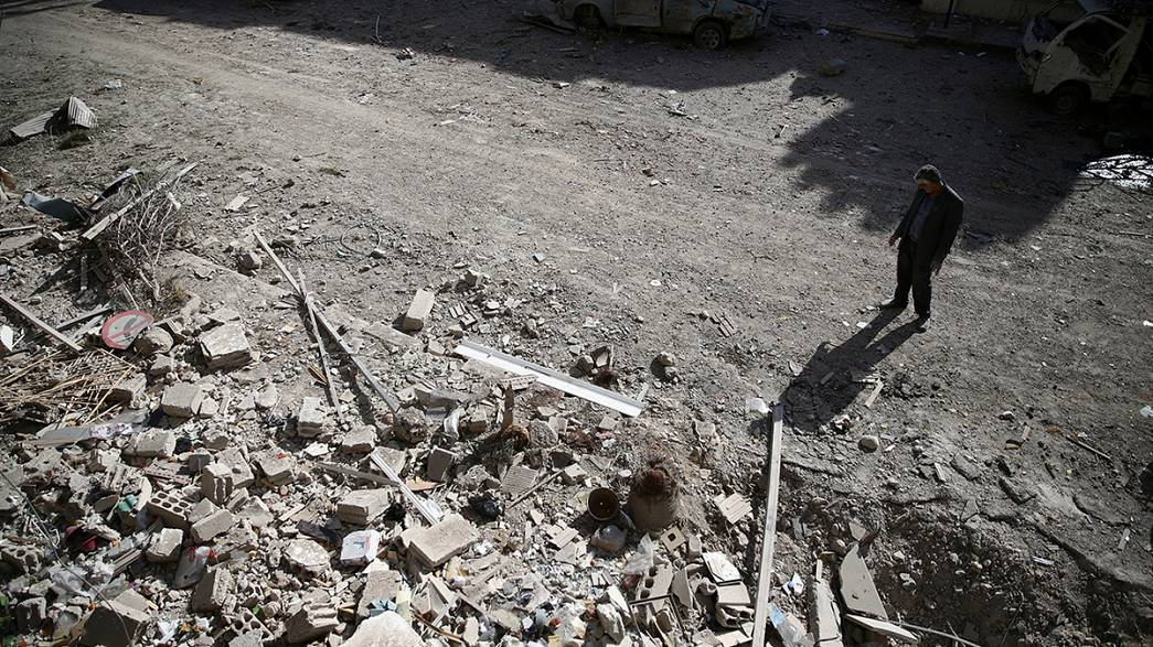 Russia says Syrian government and opposition in talks
