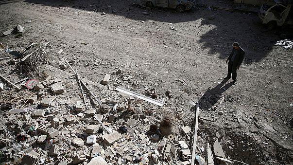 Syrien: Unklarheit über neue Friedensgespräche - Armee verstärkt Luftangriffe