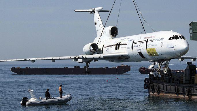 Le Tupolev 154, un avion qui date des années 60