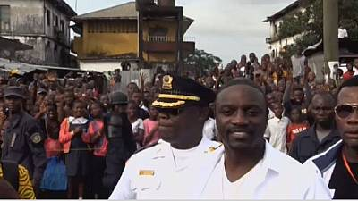 Akon helps raise $1 billion USD for Africa