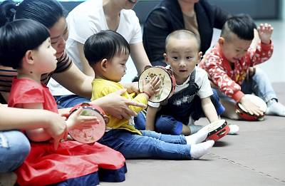 After decades of harsh restrictions, China is encouraging couples to have two children, if not more.