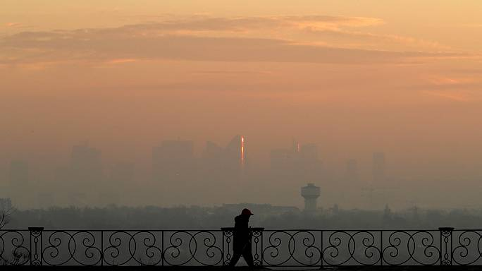 Европа борется с загрязнением воздуха
