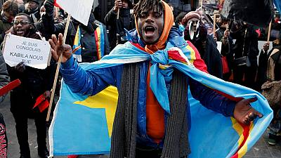 DRC: Authorities release 19 'Bye-Bye Kabila' activists detained since Dec. 21
