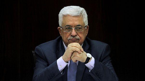 امیدواری محمود عباس به کنفرانس صلح در پاریس