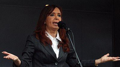 Argentine : l'ancienne présidente Cristina Kirchner inculpée pour corruption