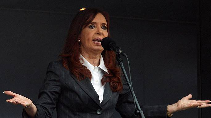Argentina's ex-president Cristina Fernandez charged in corruption case