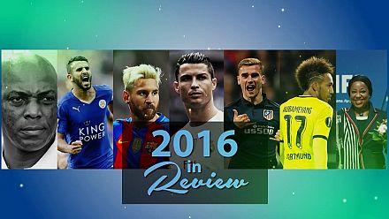 Retour sur les meilleurs moments de football en 2016 [Football Planet]
