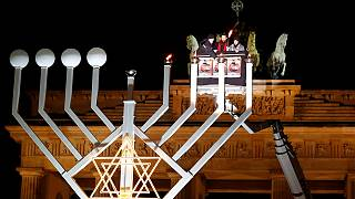 Berlin's Jewish community pays tribute to lorry attack victims