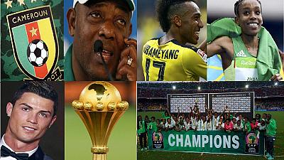 2016 Review: [Sports] AFCON 2017 draw, Africa in Rio, Deaths, Euro rundown etc.