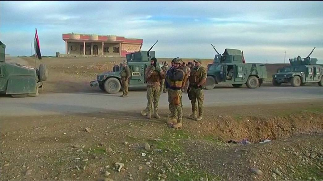 Iraq says defeating ISIL will take three more months