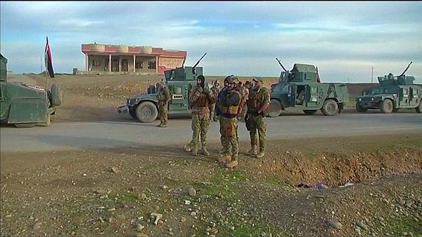 A terroristák gyors elűzésében reménykedik az iraki kormányfő